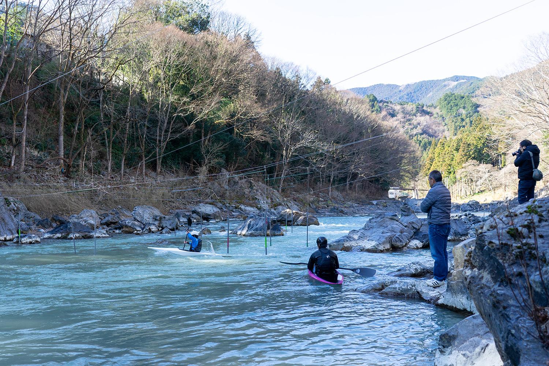 水走3号艇 御嶽テスト05